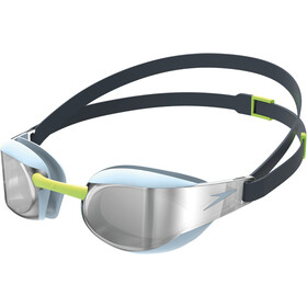 speedo Fastskin Elite Mirror Gafas, blue/silver